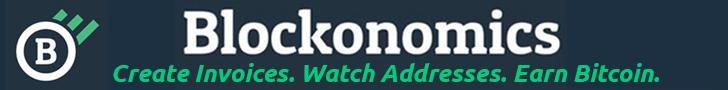 Blockonomics - Create Invoices. Watch Addresses. Earn Bitcoin.